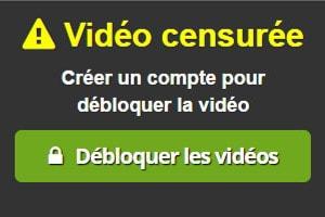 Vidéo en accès VIP